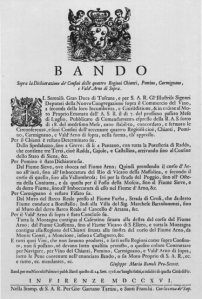 Bando_cosimo_III_vino_toscano