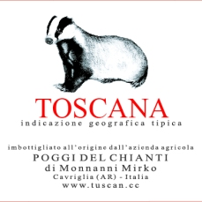 supertuscan - vino rosso - red wine